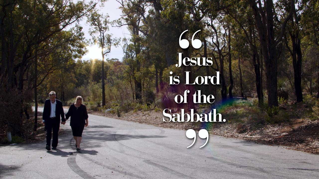Come sabbathwalk Jesus Christ